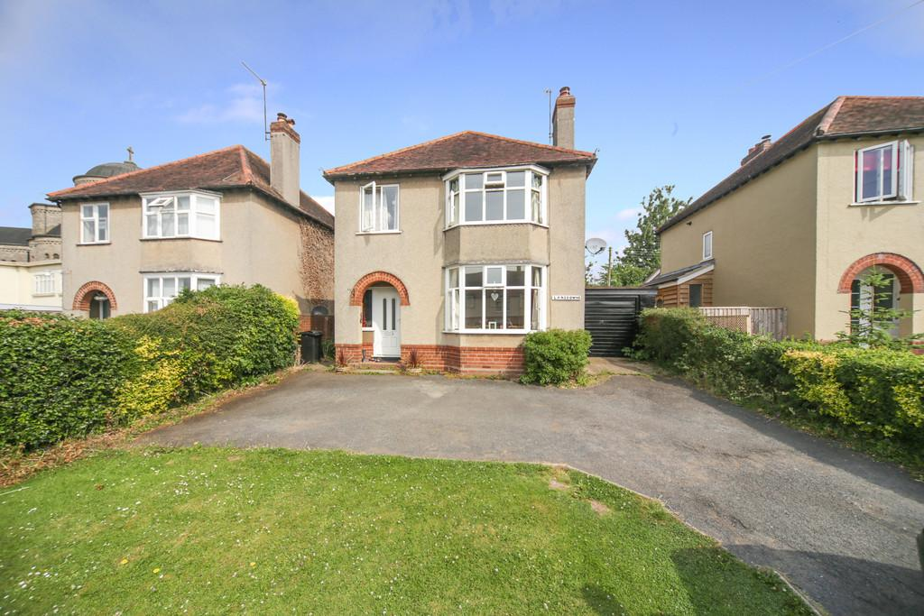 3 Bedrooms Detached House for sale in Henley Road, Ludlow, Shropshire, SY8 1QZ