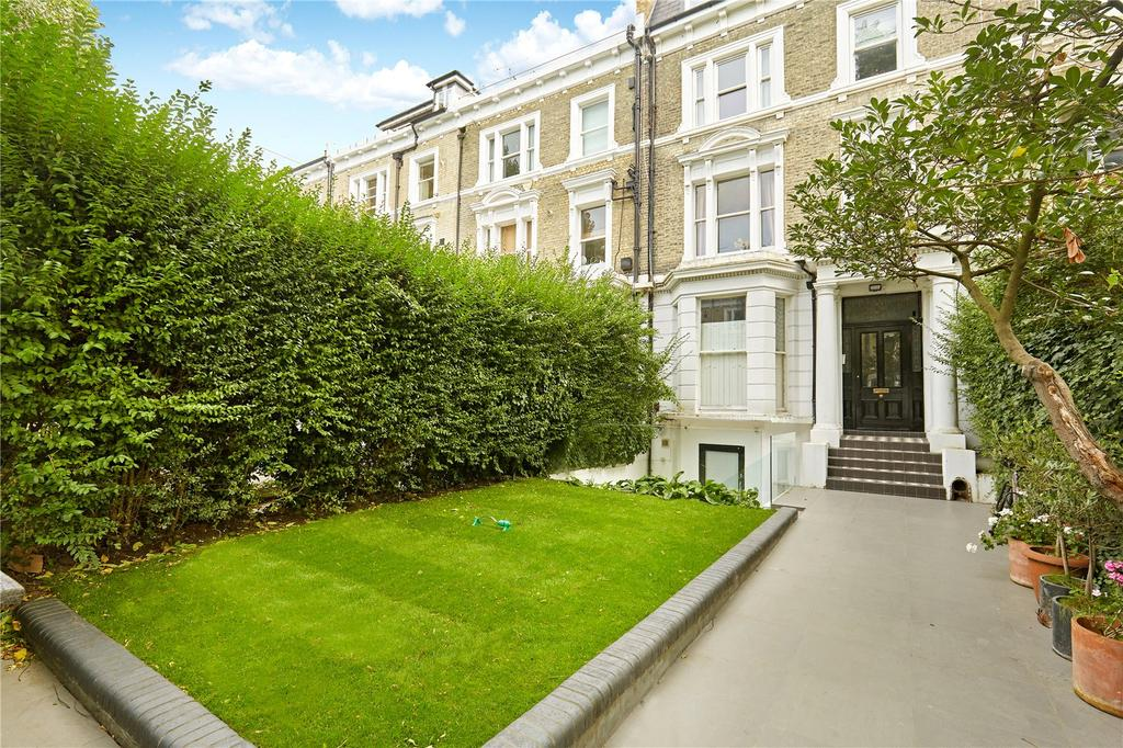 4 Bedrooms Maisonette Flat for sale in Elsham Road, Holland Park, W14