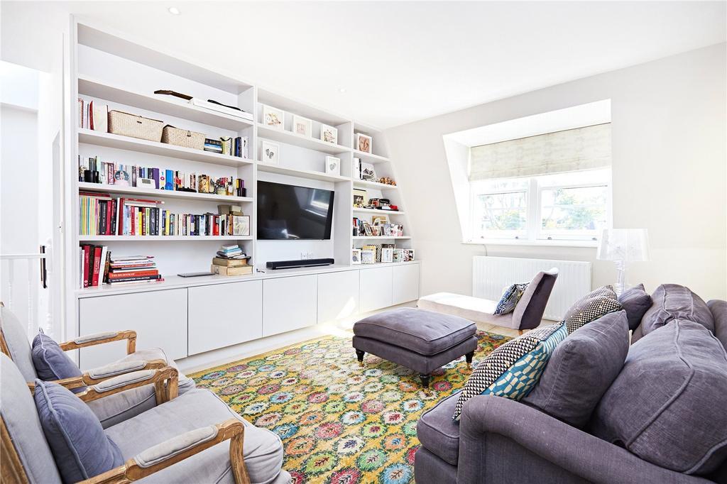 4 Bedrooms Maisonette Flat for sale in Elsham Road, Holland Park, W14