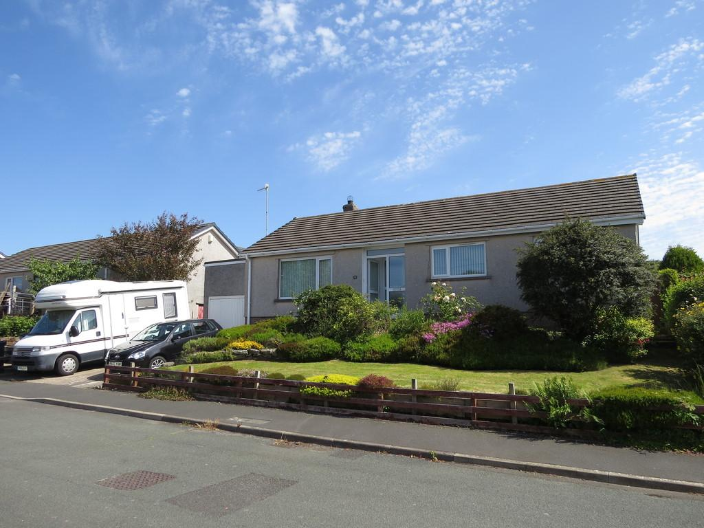 3 Bedrooms Detached Bungalow for sale in Station Crescent, Beckermet, Cumbria