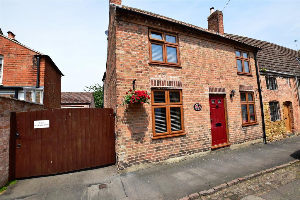 3 Bedrooms Unique Property for sale in Main Street, Frisby on the Wreake, Melton Mowbray
