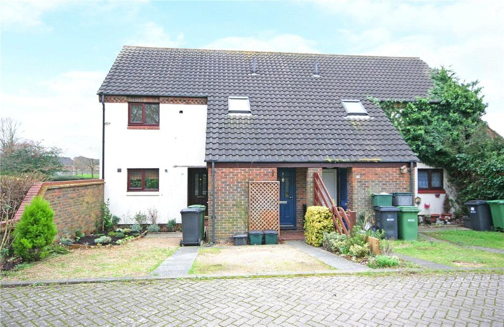 2 Bedrooms Flat for sale in Buttermere Close, St. Albans, Hertfordshire