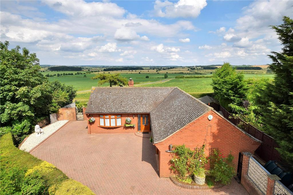 3 Bedrooms Detached Bungalow for sale in Hollow Lane, Burton Lazars, Melton Mowbray