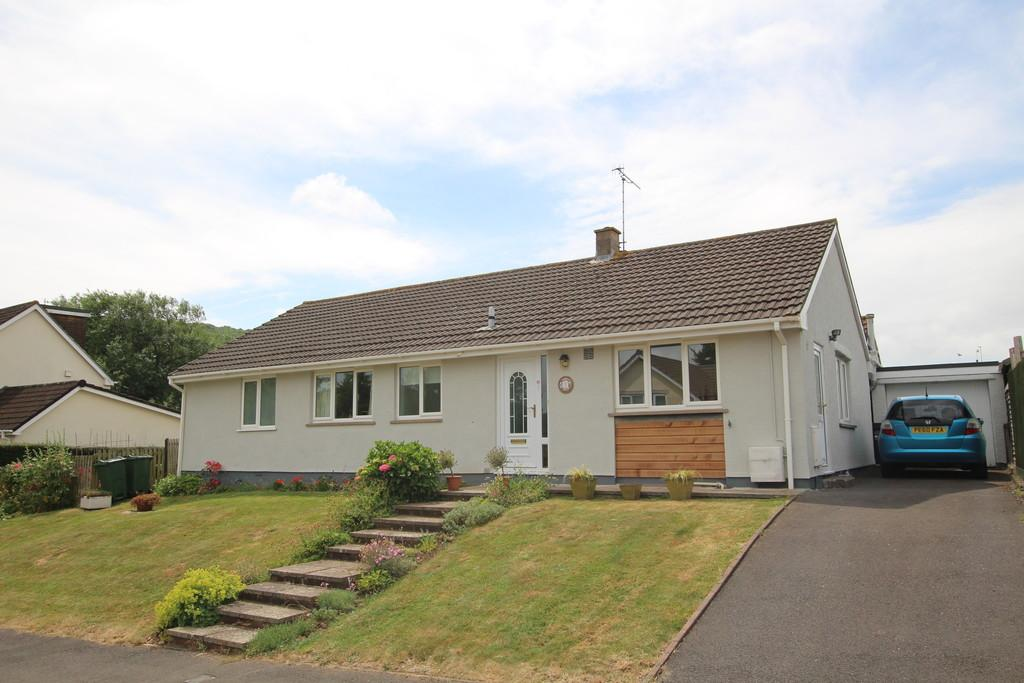 4 Bedrooms Detached Bungalow for sale in The Paddock, Banwell