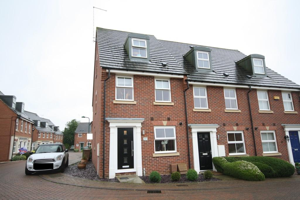 3 Bedrooms End Of Terrace House for sale in Hillside Gardens, Wittering