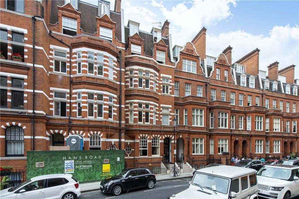 2 Bedrooms Apartment Flat for sale in Hans Road, London, SW3