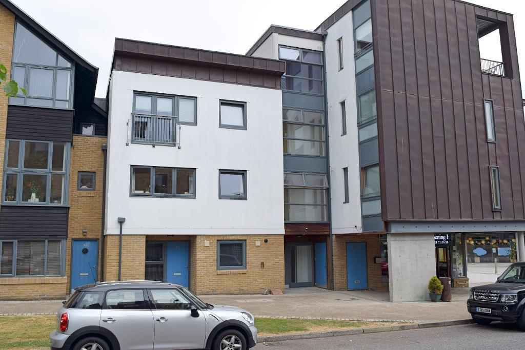 1 Bedroom Flat for sale in The Chase, Newhall, Harlow, CM17 9JA