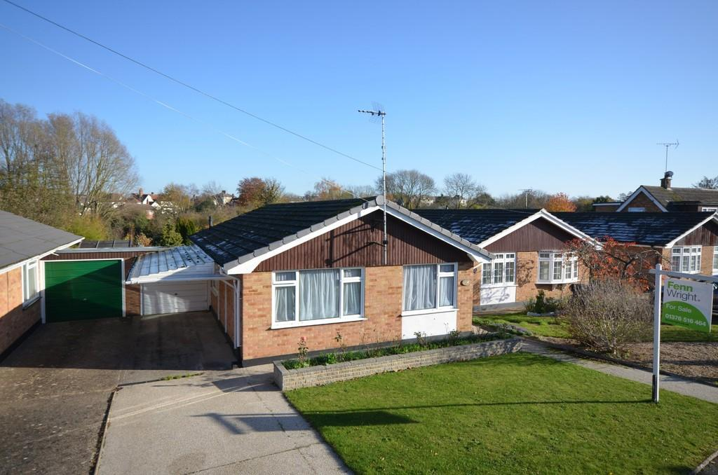 3 Bedrooms Detached Bungalow for sale in Barnardiston Way, Witham