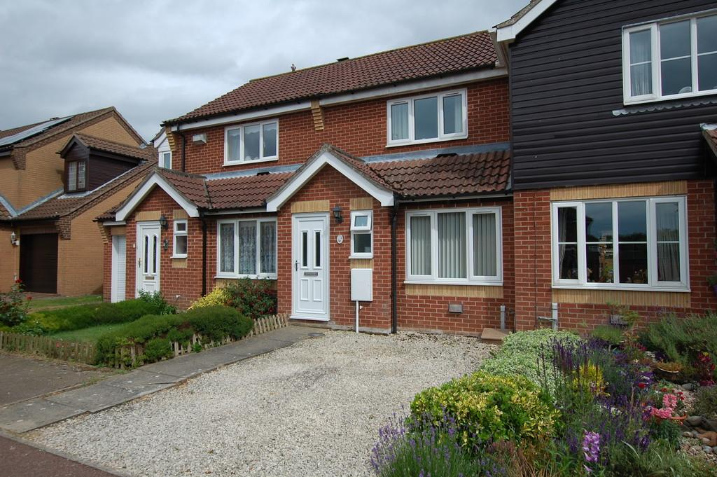 2 Bedrooms Terraced House for sale in Ray Bond Way, Aylsham