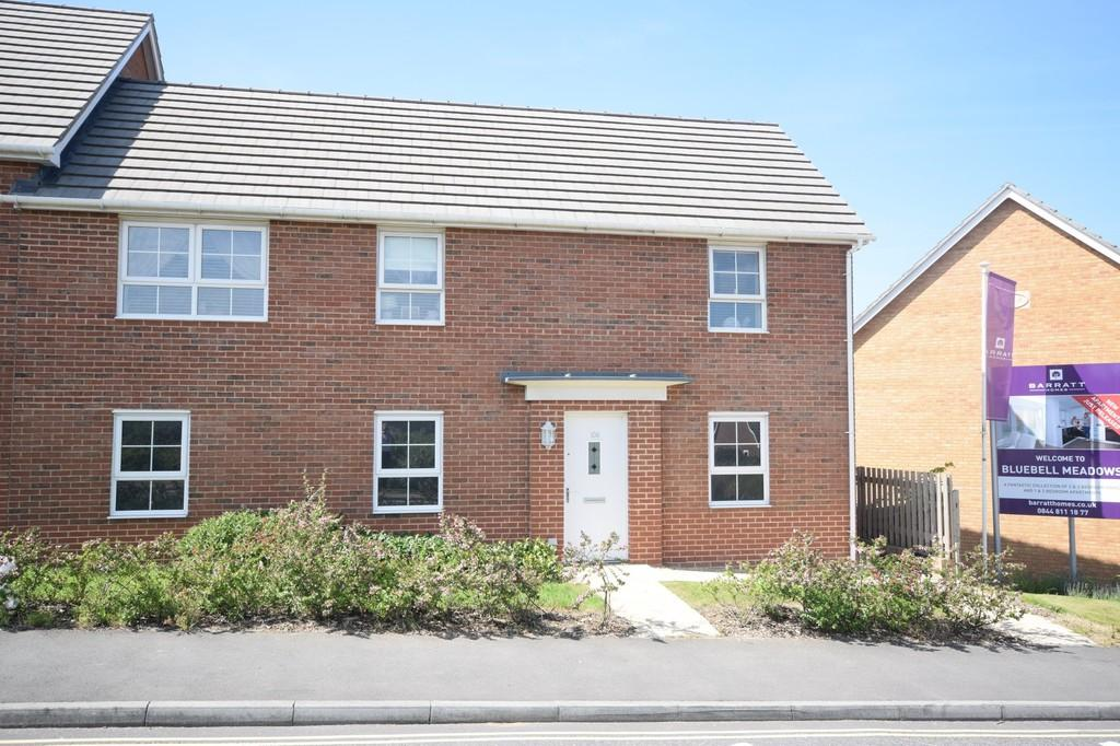 2 Bedrooms Apartment Flat for sale in Staplers Road, Newport