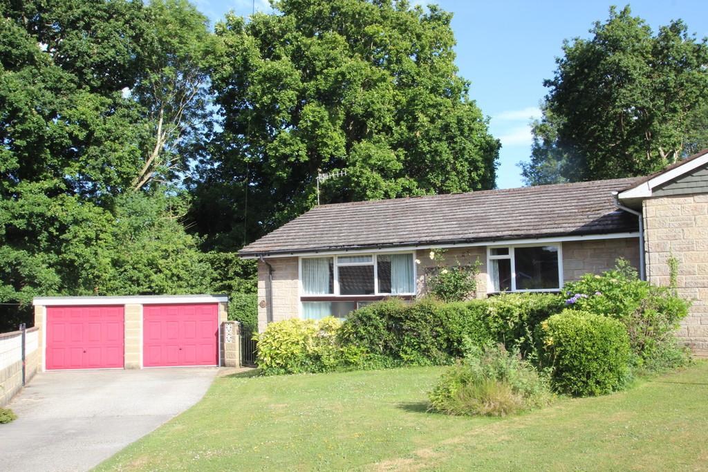 2 Bedrooms Semi Detached Bungalow for sale in Glebe Gardens, Wootton Bridge