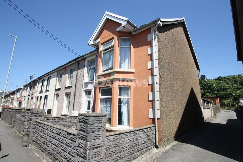 4 Bedrooms End Of Terrace House for sale in Mill Street, Tonyrefail