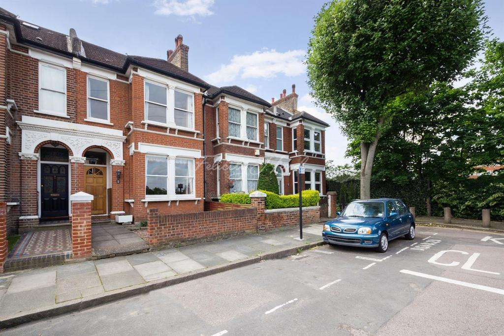 3 Bedrooms Terraced House for sale in Craigerne Road, Blackheath, SE3