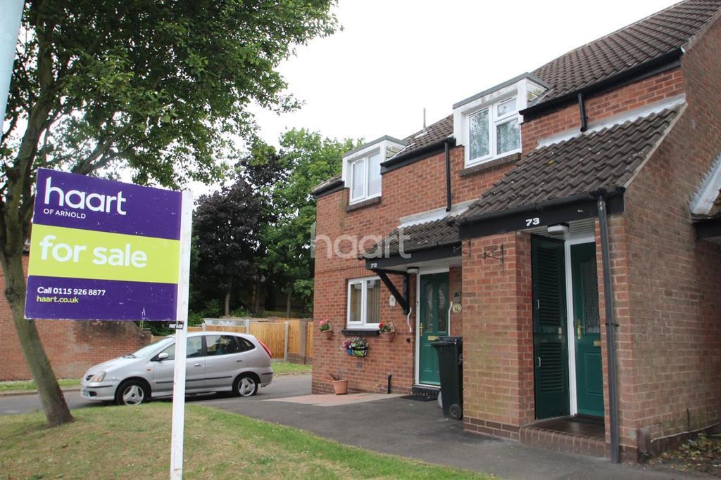 2 Bedrooms Flat for sale in Kilnbrook Avenue, Arnold, Nottingham