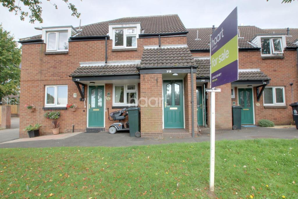 2 Bedrooms Flat for sale in Kilnbrook Avenue, Arnold, Nottingham