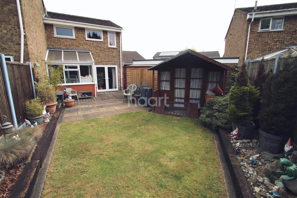 3 Bedrooms End Of Terrace House for sale in Petunia Crescent, Chelmsford