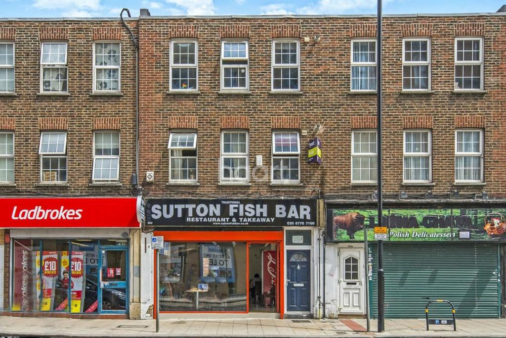 1 Bedroom Flat for sale in High Street, Sutton SM1