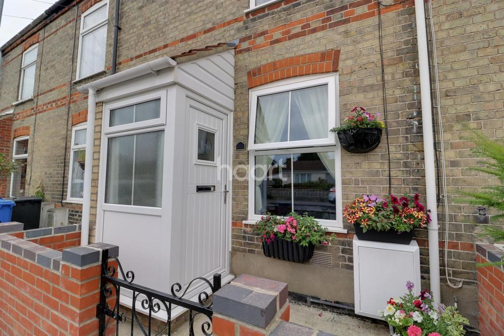 3 Bedrooms Terraced House for sale in Blackheath Road, Lowestoft