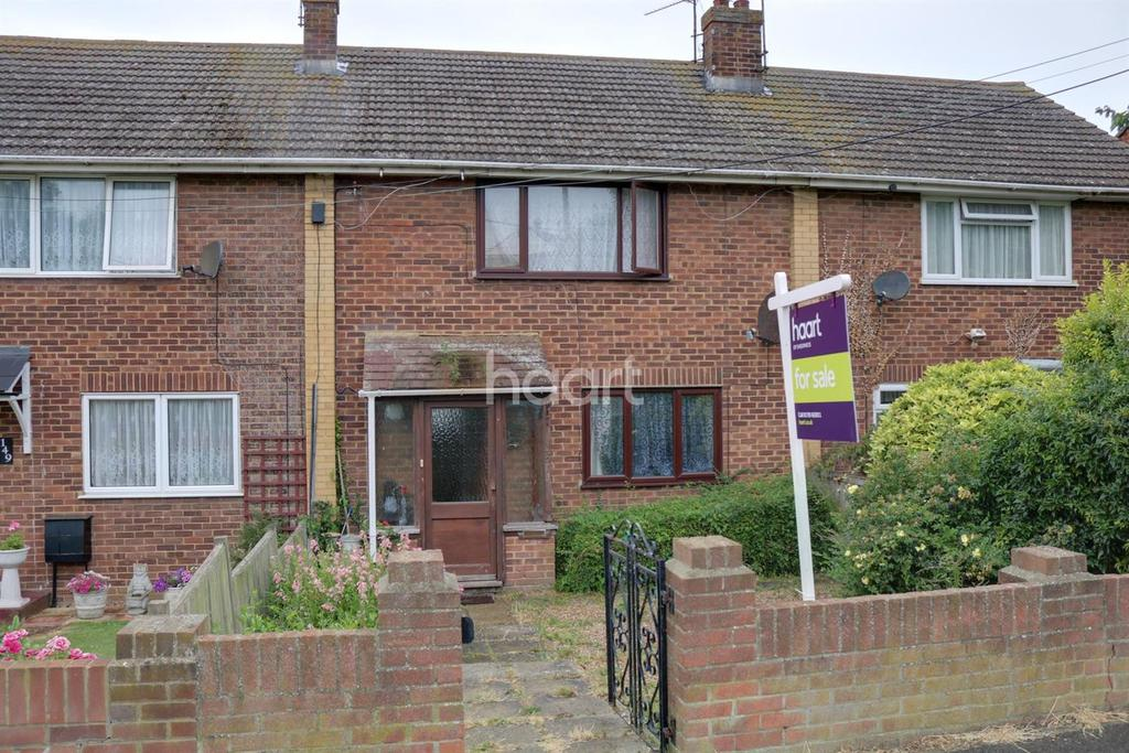 2 Bedrooms Terraced House for sale in The Broadway
