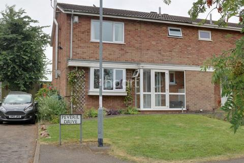 3 bedroom end of terrace house for sale - Peveril Drive, West Bridgford, Nottingham