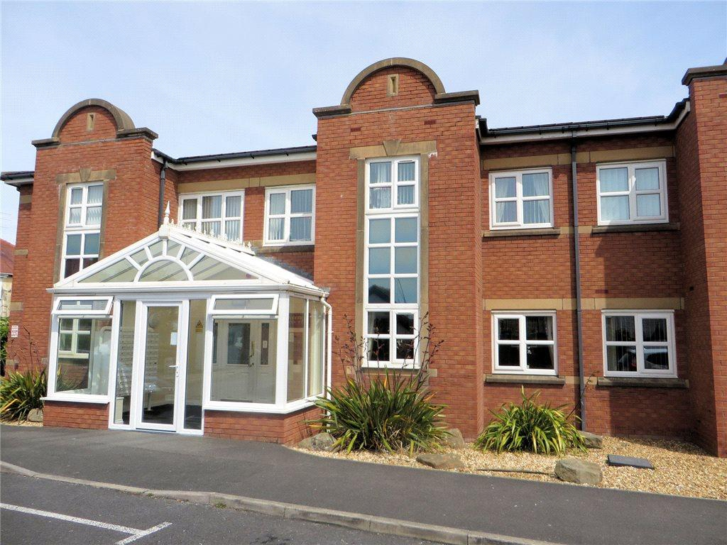 1 Bedroom Apartment Flat for sale in Sovereign Court, Anchorsholme Lane East, Thornton-cleveleys