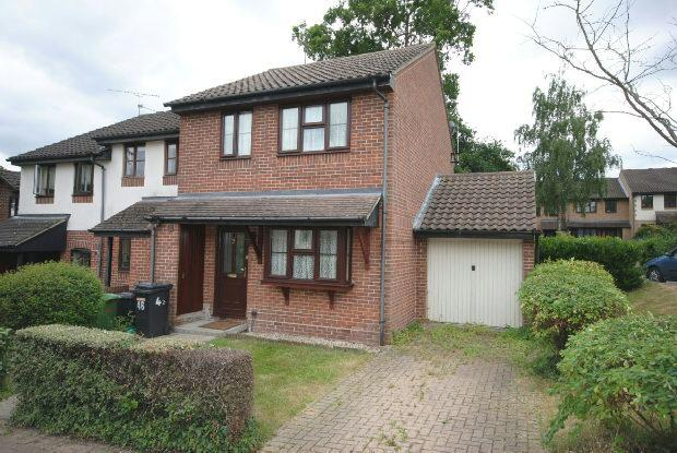 3 Bedrooms End Of Terrace House for sale in Horseshoe Crescent, Burghfield Common, Reading,