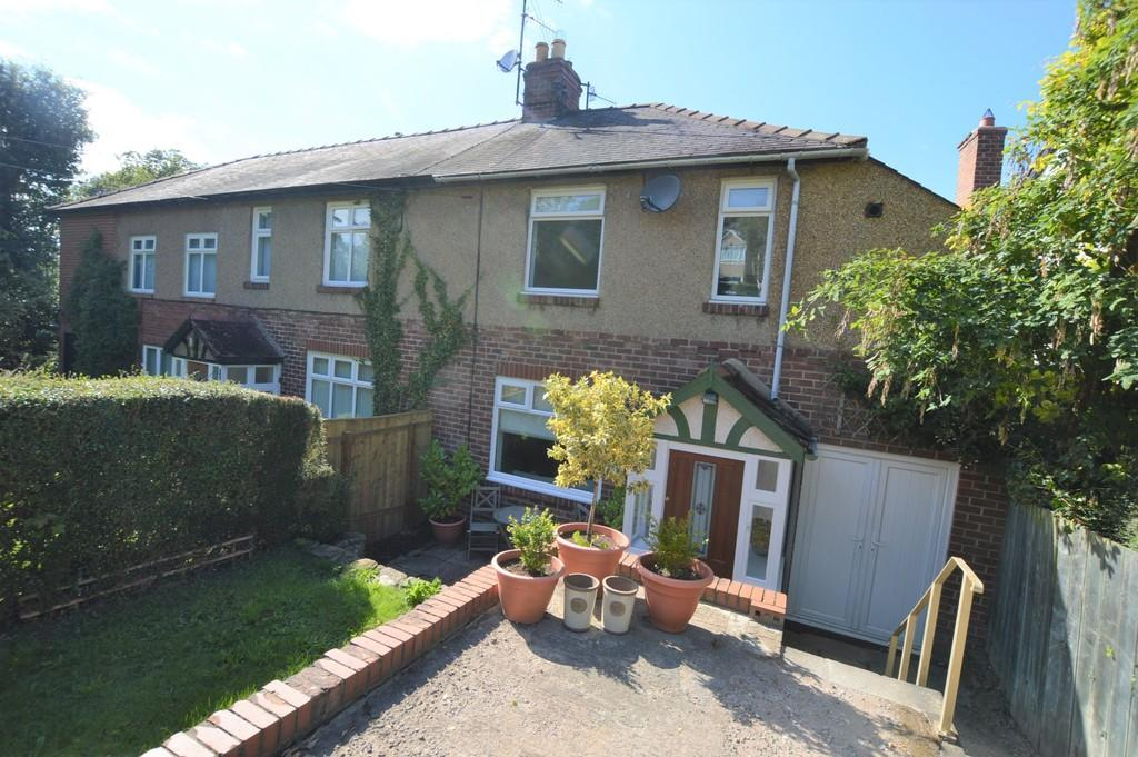 3 Bedrooms Semi Detached House for sale in New Ridley Road, Stocksfield