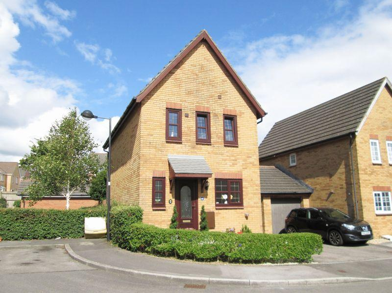 3 Bedrooms Detached House for sale in Trem Y Dyffryn Broadlands Bridgend CF31 5AP
