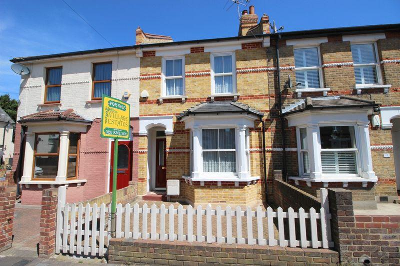 3 Bedrooms Terraced House for sale in Shirley Road, Sidcup