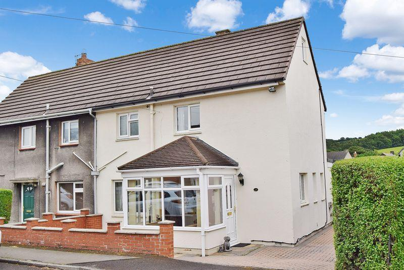 2 Bedrooms Semi Detached House for sale in Hordley Acres, Haydon Bridge