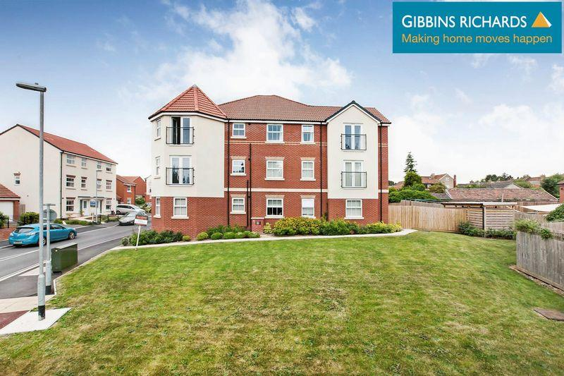 2 Bedrooms Flat for sale in Bonita Drive, Wembdon, Bridgwater