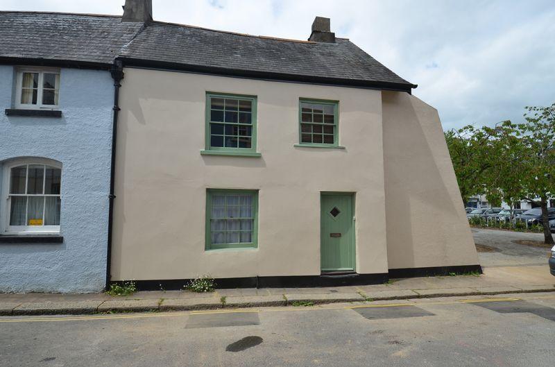 3 Bedrooms Cottage House for sale in Leechwell Street, Totnes