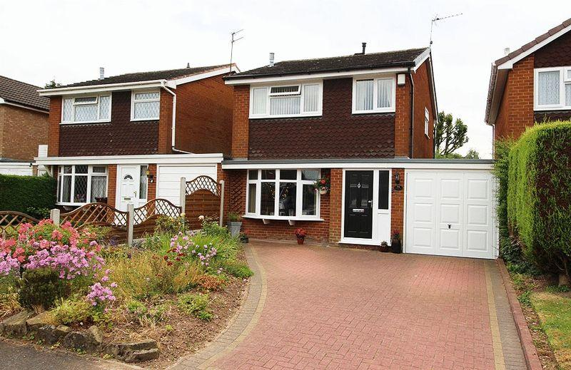 3 Bedrooms Detached House for sale in Bellencroft Gardens, MERRYHILL