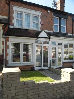 2 bedroom terraced house to rent - St Thomas Road, Erdington, Birmingham, B23 7RG