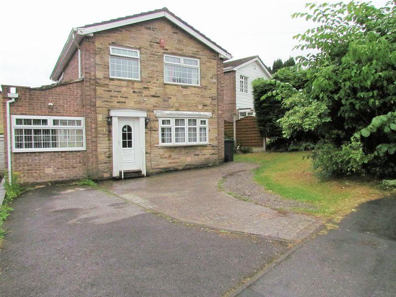 3 Bedrooms Detached House for sale in Haworth Grove, Bradford