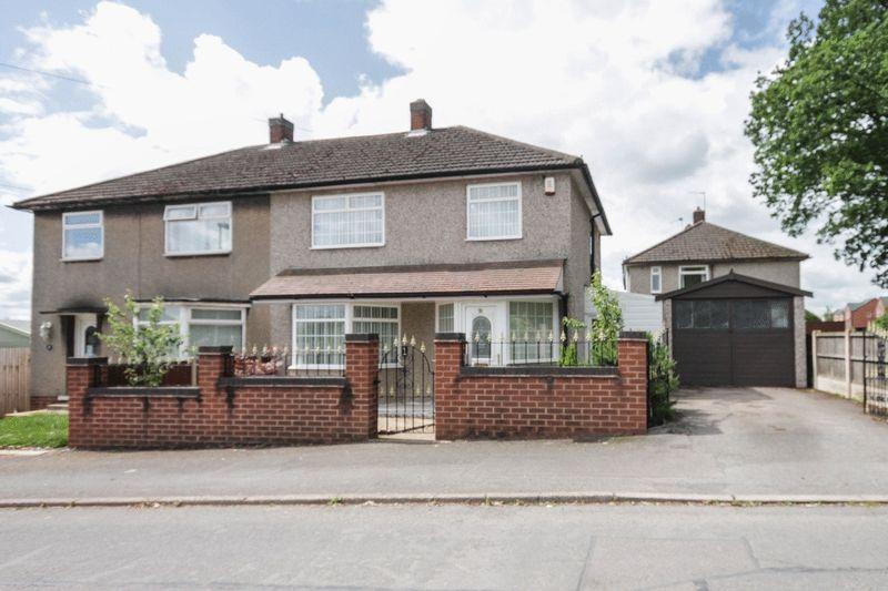 3 Bedrooms Semi Detached House for sale in MOORGATE, MACWORTH