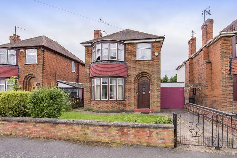 3 Bedrooms Detached House for sale in CARLTON GARDENS, SHELTON LOCK