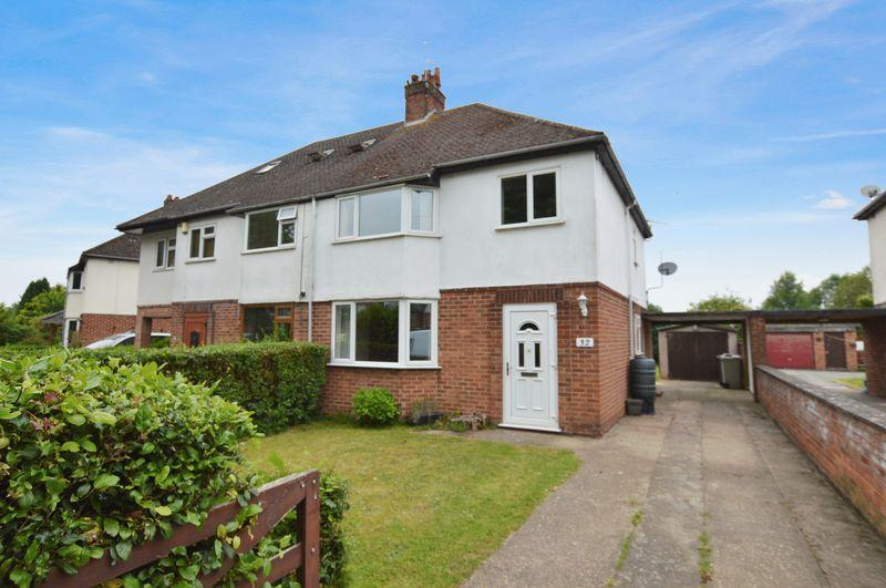 3 Bedrooms Semi Detached House for sale in 32 Witham Road, Woodhall Spa