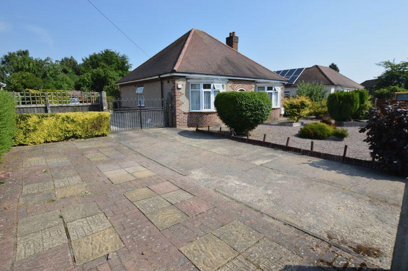 3 Bedrooms Detached Bungalow for sale in 89 High Street, Tattershall