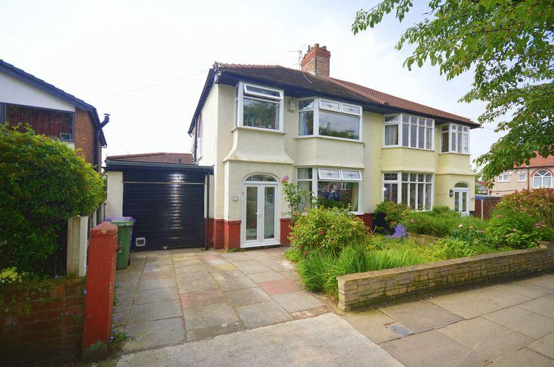 3 Bedrooms Semi Detached House for sale in North Sudley Road, Aigburth Vale