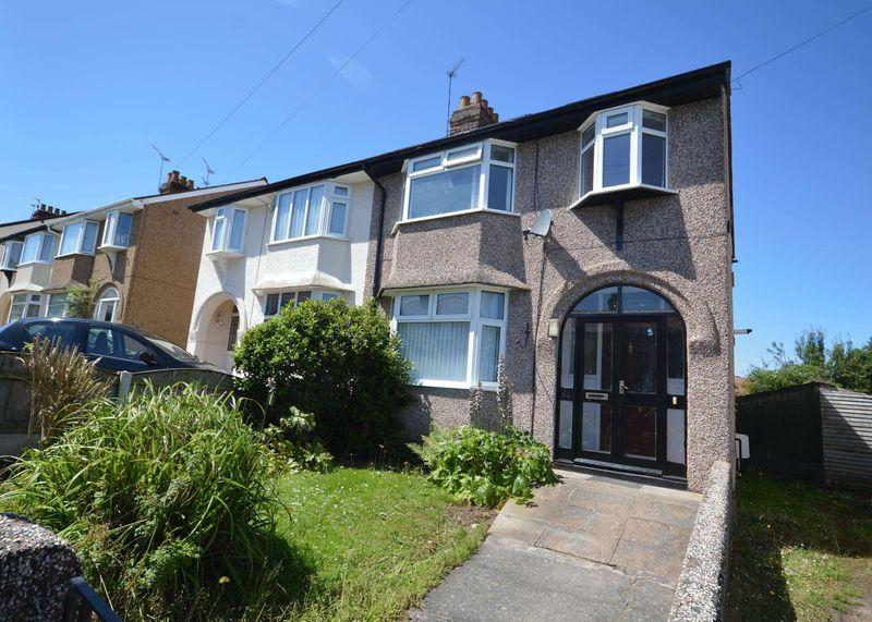 3 Bedrooms Semi Detached House for sale in Raeburn Avenue, Wirral