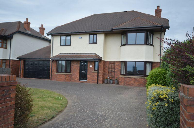 4 Bedrooms Detached House for sale in Meols Parade, Meols
