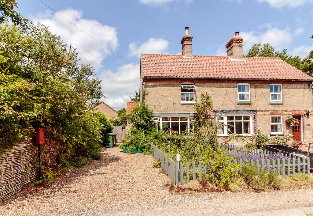 1 Bedroom Cottage House for sale in High Street, BASSINGBOURN, SG8