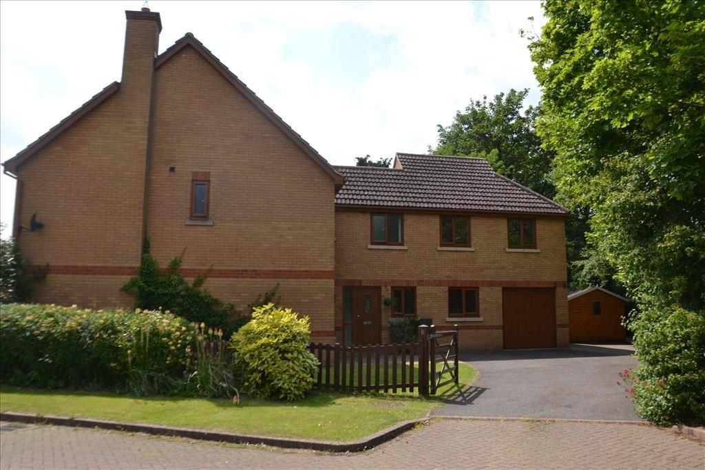 4 Bedrooms Detached House for sale in Home Farm Close, Tempsford, Sandy, SG19