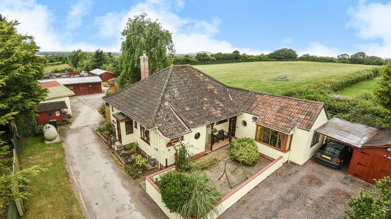 4 Bedrooms Detached Bungalow for sale in Ashton, Nr Wedmore