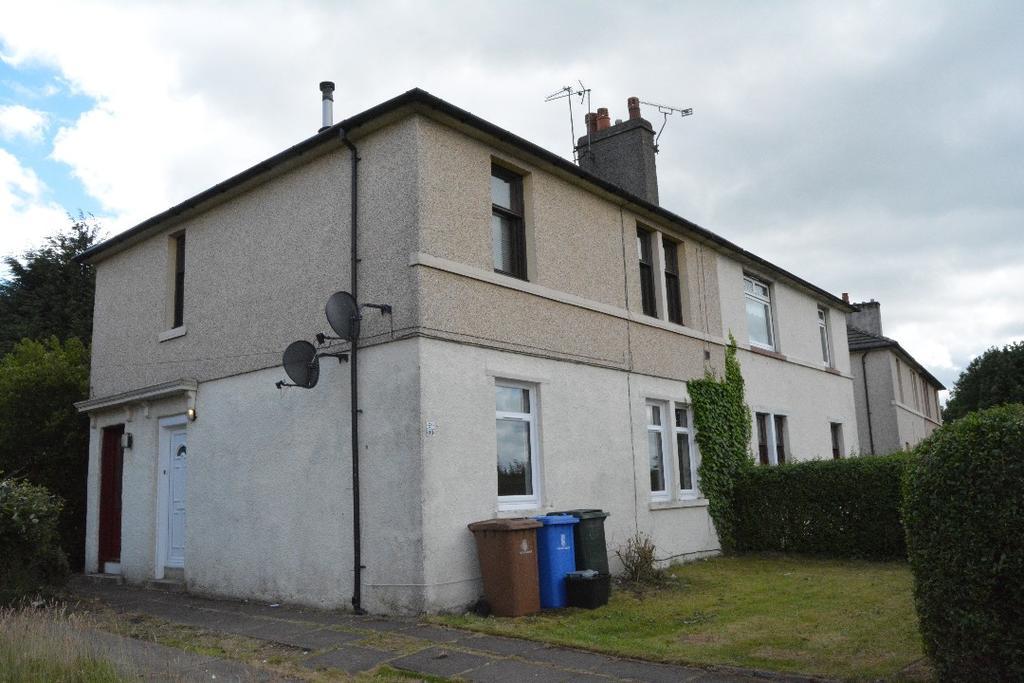 1 Bedroom Flat for sale in Dollar Avenue, Falkirk, Falkirk, FK2 7LE