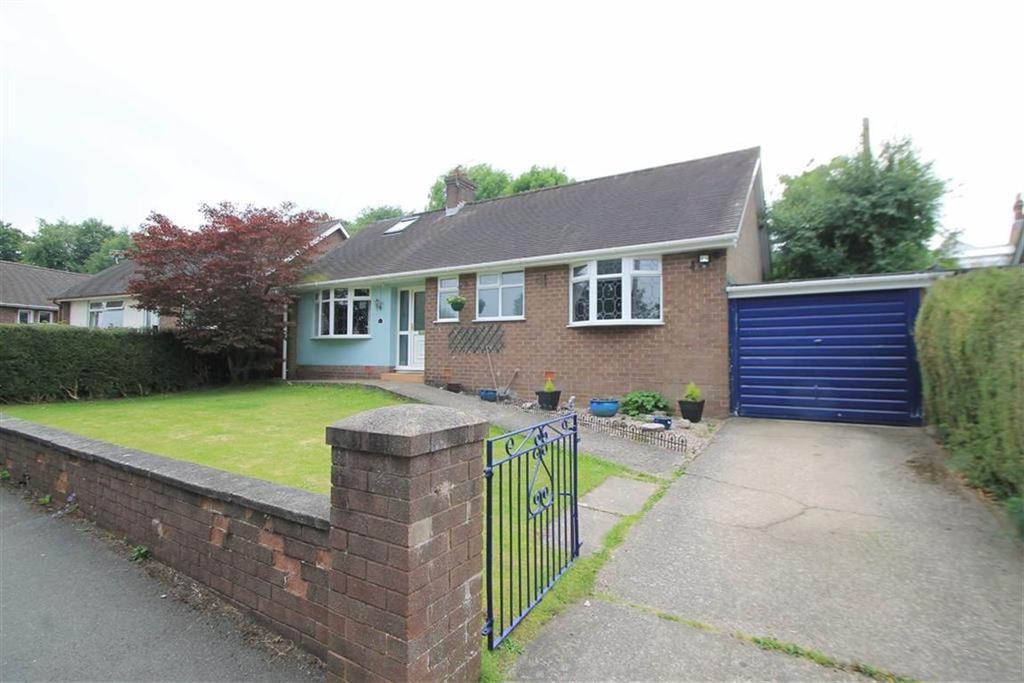 3 Bedrooms Detached Bungalow for sale in Penygelli Avenue, Coedpoeth, Wrexham