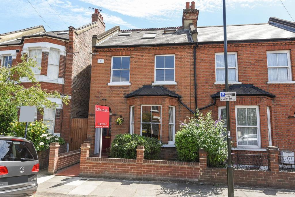 5 Bedrooms Terraced House for sale in Effra Road, Wimbledon, SW19