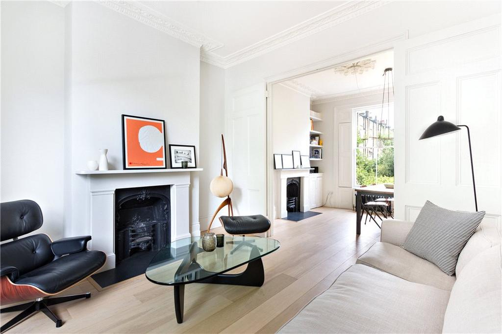 3 Bedrooms Maisonette Flat for sale in Union Square, Islington, London, N1