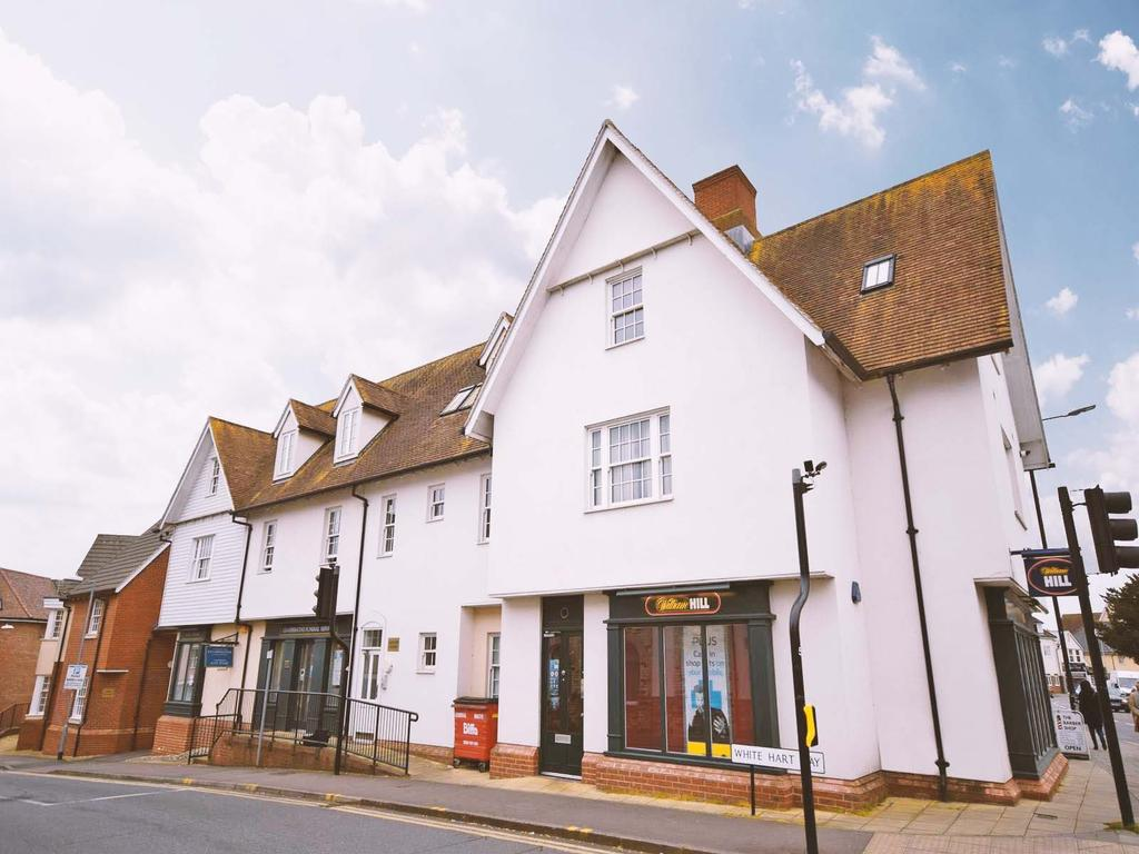 2 Bedrooms Apartment Flat for sale in Jutland House, White Hart Way, Dunmow, Essex, CM6
